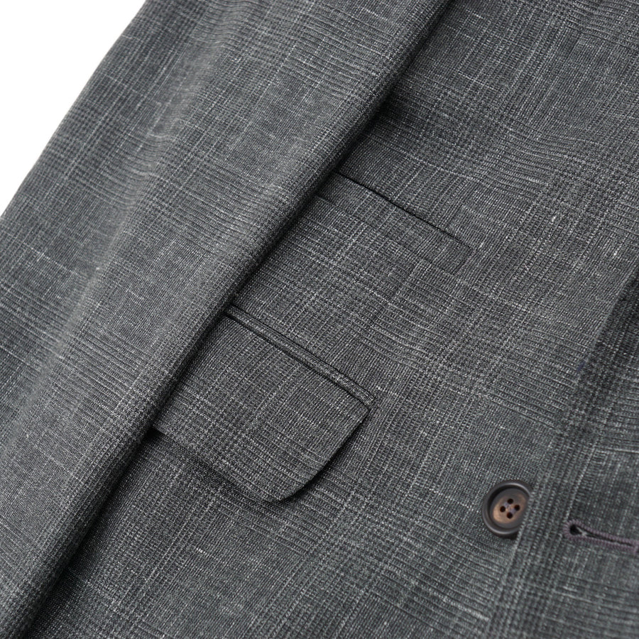 Brunello Cucinelli Wool-Linen-Silk Sport Coat