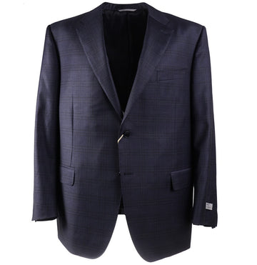 Canali Subtle Check Wool Suit - Top Shelf Apparel