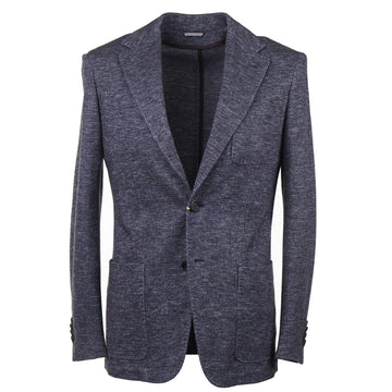 Canali Soft-Constructed 'Kei' Jersey Sport Coat