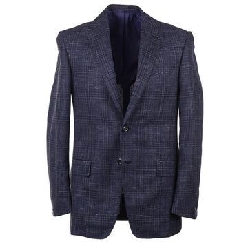 Oxxford Modern-Fit Wool and Linen Sport Coat