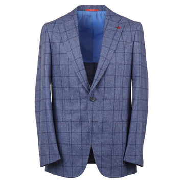 Isaia Soft Donegal Wool-Cashmere Suit