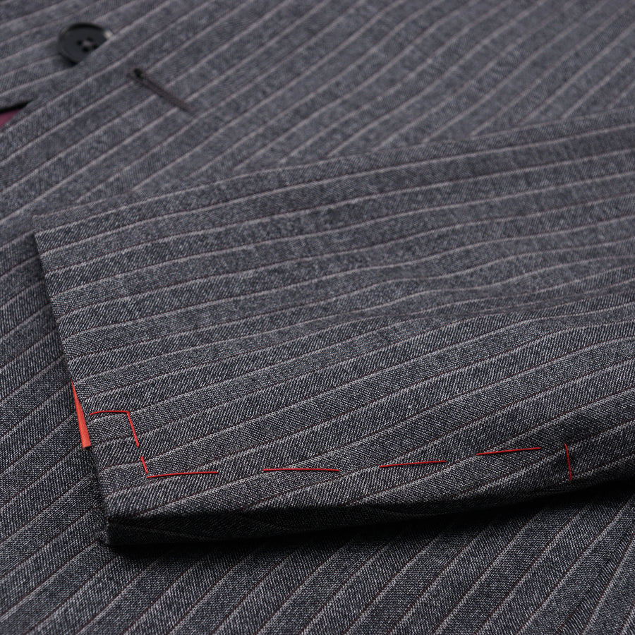 Isaia Slim-Fit Super 130s Wool Suit - Top Shelf Apparel