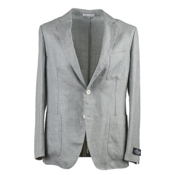 Belvest Unlined Linen and Wool Sport Coat - Top Shelf Apparel