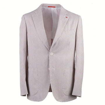 Isaia Seersucker Cotton Sport Coat - Top Shelf Apparel