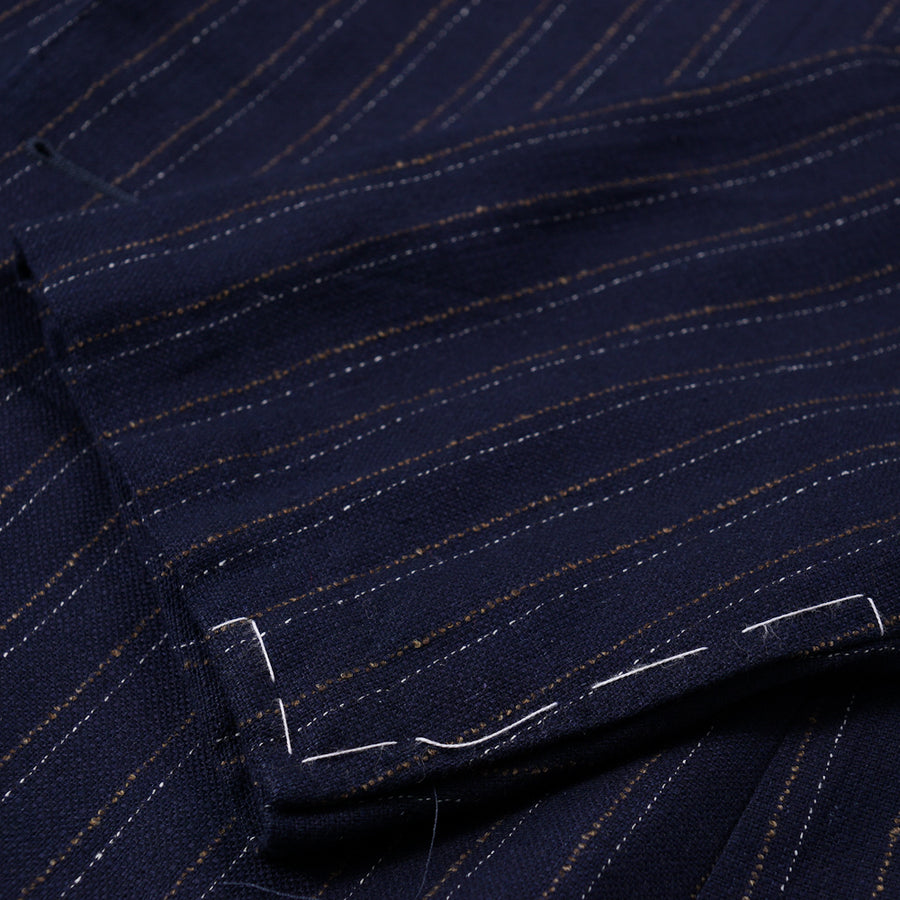 Isaia Unlined Woven Silk Suit