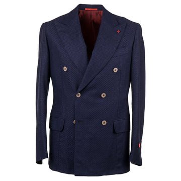 Isaia 'Marechiaro' Wool and Cashmere Sport Coat