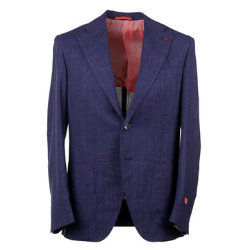 Isaia 'Marechiaro' Wool-Silk-Linen Suit - Top Shelf Apparel