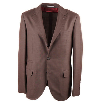 Brunello Cucinelli Lightweight Wool-Linen-Silk Sport Coat
