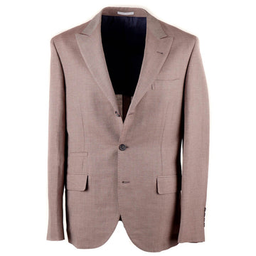 Brunello Cucinelli Lightweight Wool-Linen-Silk Suit