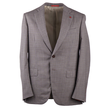 Isaia Regular-Fit Travel Wool Suit
