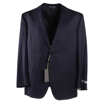 Canali Woven Stripe Wool Suit - Top Shelf Apparel