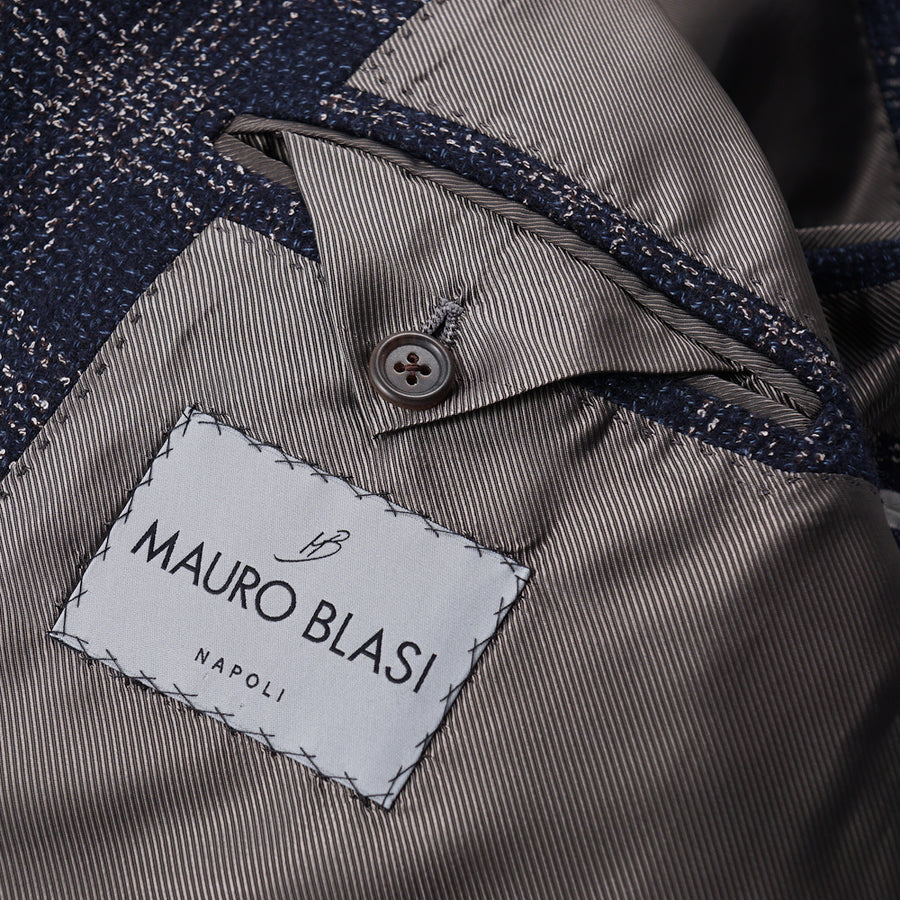 Mauro Blasi Slim-Fit Wool Sport Coat