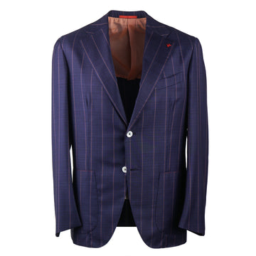 Isaia 'Marechiaro' Super 140s Wool Suit