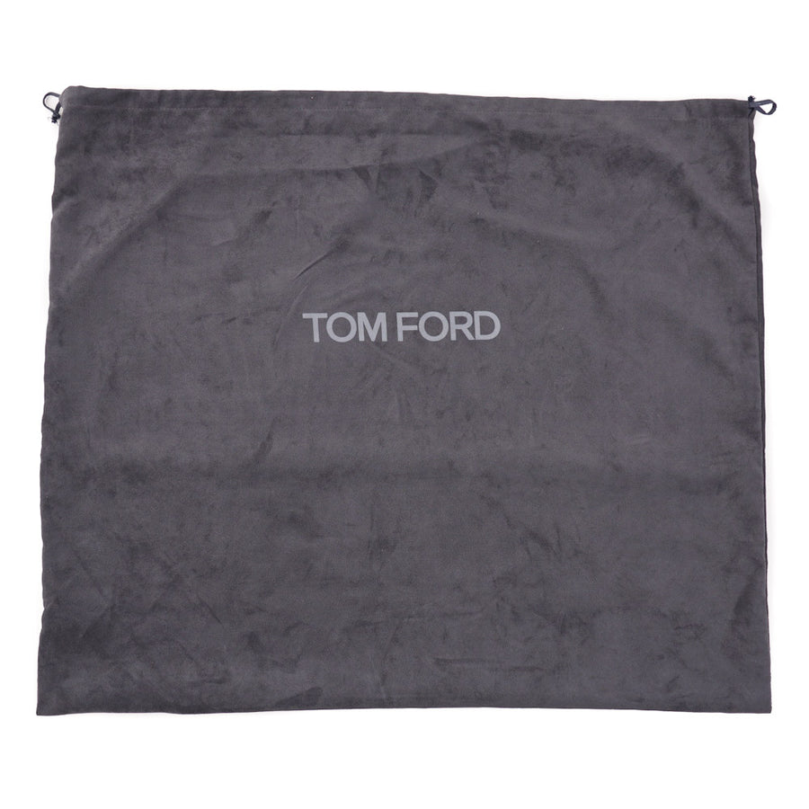 Tom Ford Buckley Overnight Bag in Olive Brown