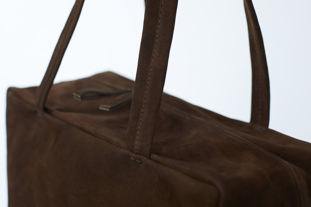 SAILOR BAG / SUEDE