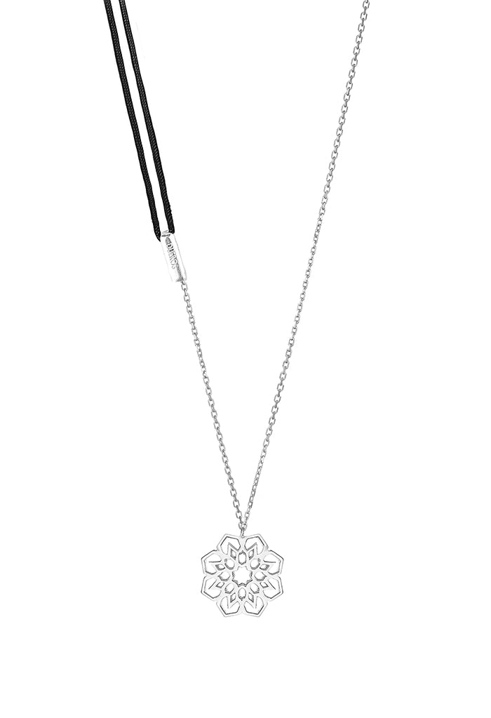 alhambra 925 sterling silver necklace