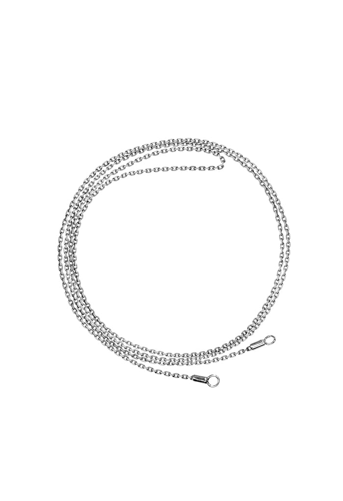Cords for Necklaces - Silver