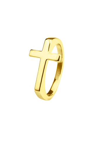 gold plated ring for men