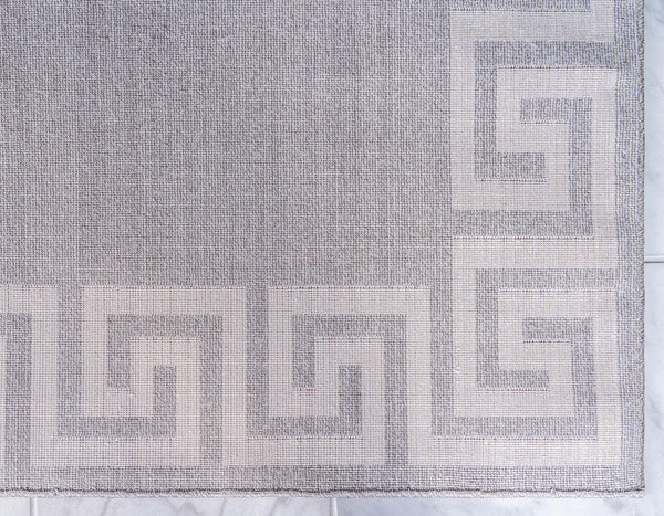 9964 Gray Athens Contemporary Area Rugs