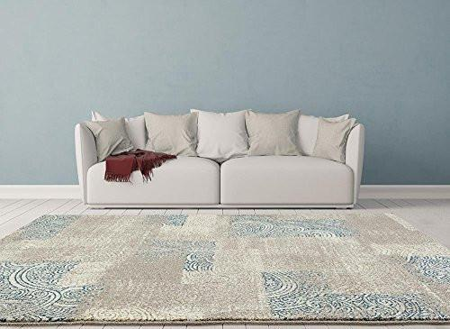 4860 Beige - Bargain Area Rugs  - 2