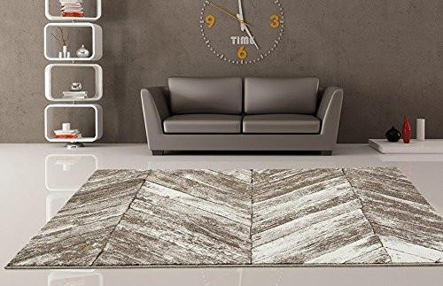 5760 Beige Contemporary Area Rugs