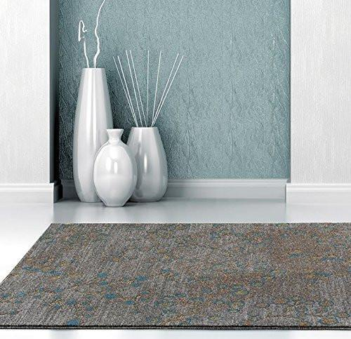 Gray Branches Design Area Rugs