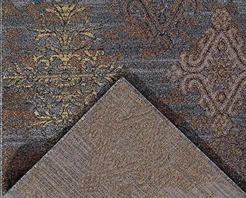 5060 Gray - Bargain Area Rugs  - 5