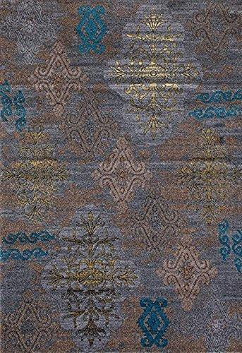 5060 Gray - Bargain Area Rugs  - 1