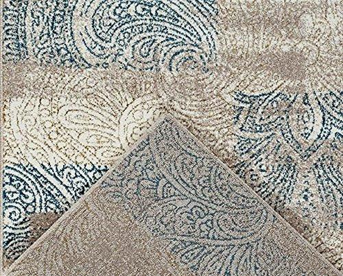 4860 Beige - Bargain Area Rugs  - 5