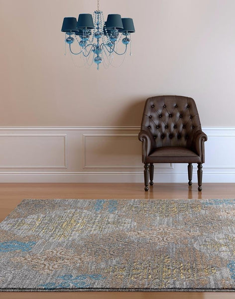 5060 Gray - Bargain Area Rugs  - 2