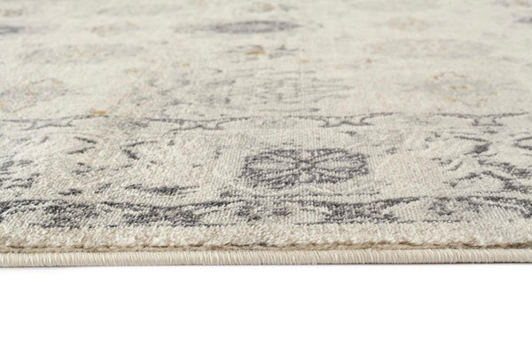 6510 Gray Traditional Area Rugs