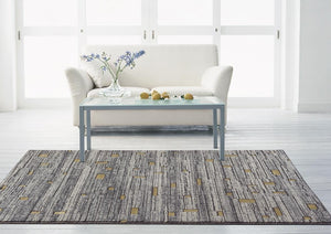 6067 Gray - Bargain Area Rugs  - 2