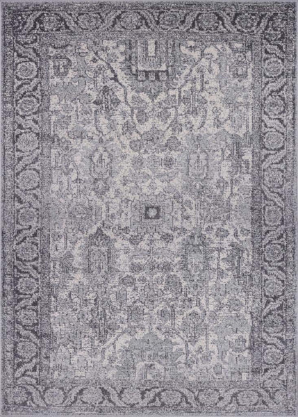 2456 Gray Persian Oriental Area Rugs