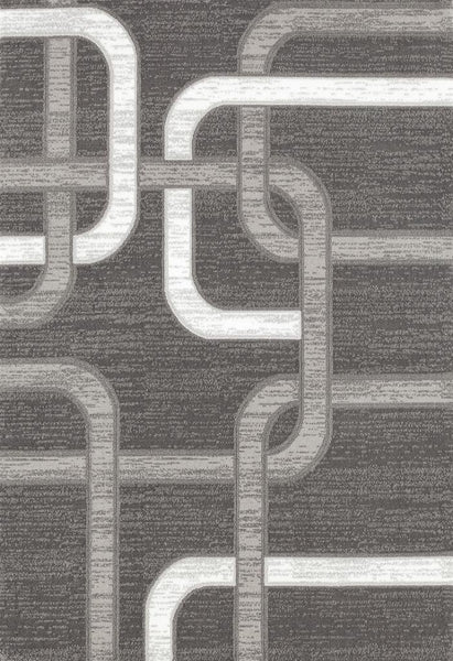Gray Modern Area Rugs