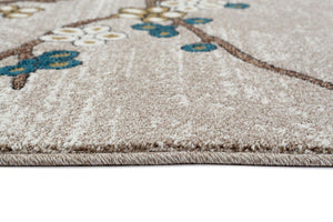 5560 Beige - Bargain Area Rugs  - 3