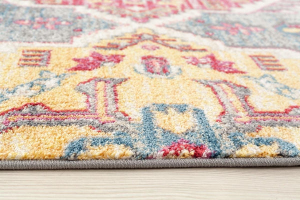 2070 Multi-Color South Western Area Rugs