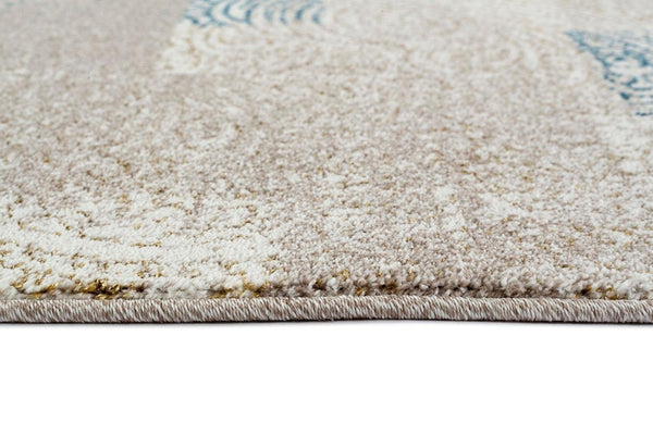 4860 Beige - Bargain Area Rugs  - 3