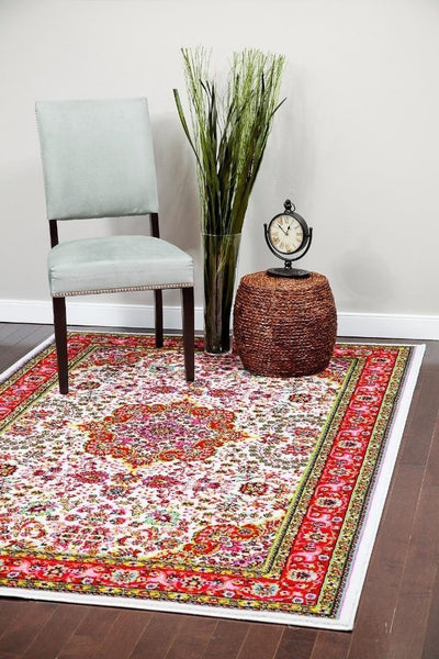 10015 Ivory - Bargain Area Rugs  - 2