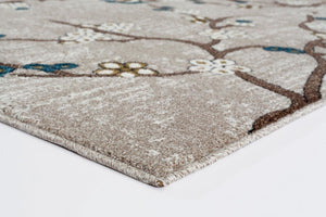 5560 Beige - Bargain Area Rugs  - 4