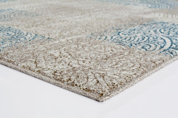 4860 Beige - Bargain Area Rugs  - 4