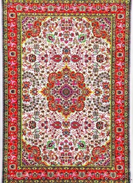 10015 Ivory - Bargain Area Rugs  - 1