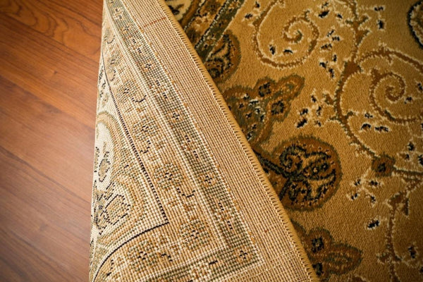 1001 Beige - Bargain Area Rugs  - 5
