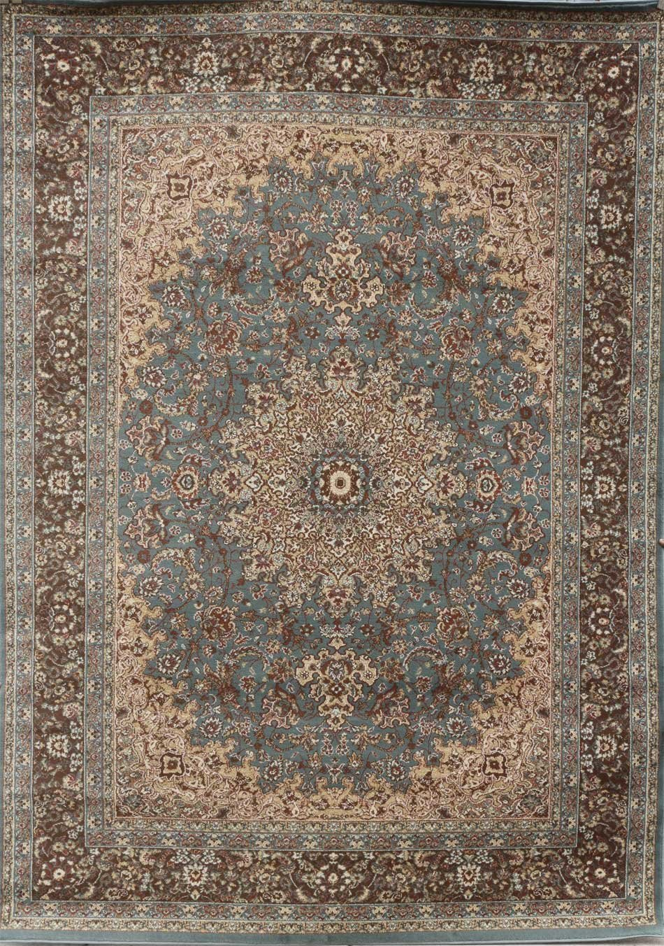 Royalty Blue Persian Oriental Rug Clearance Area Rugs