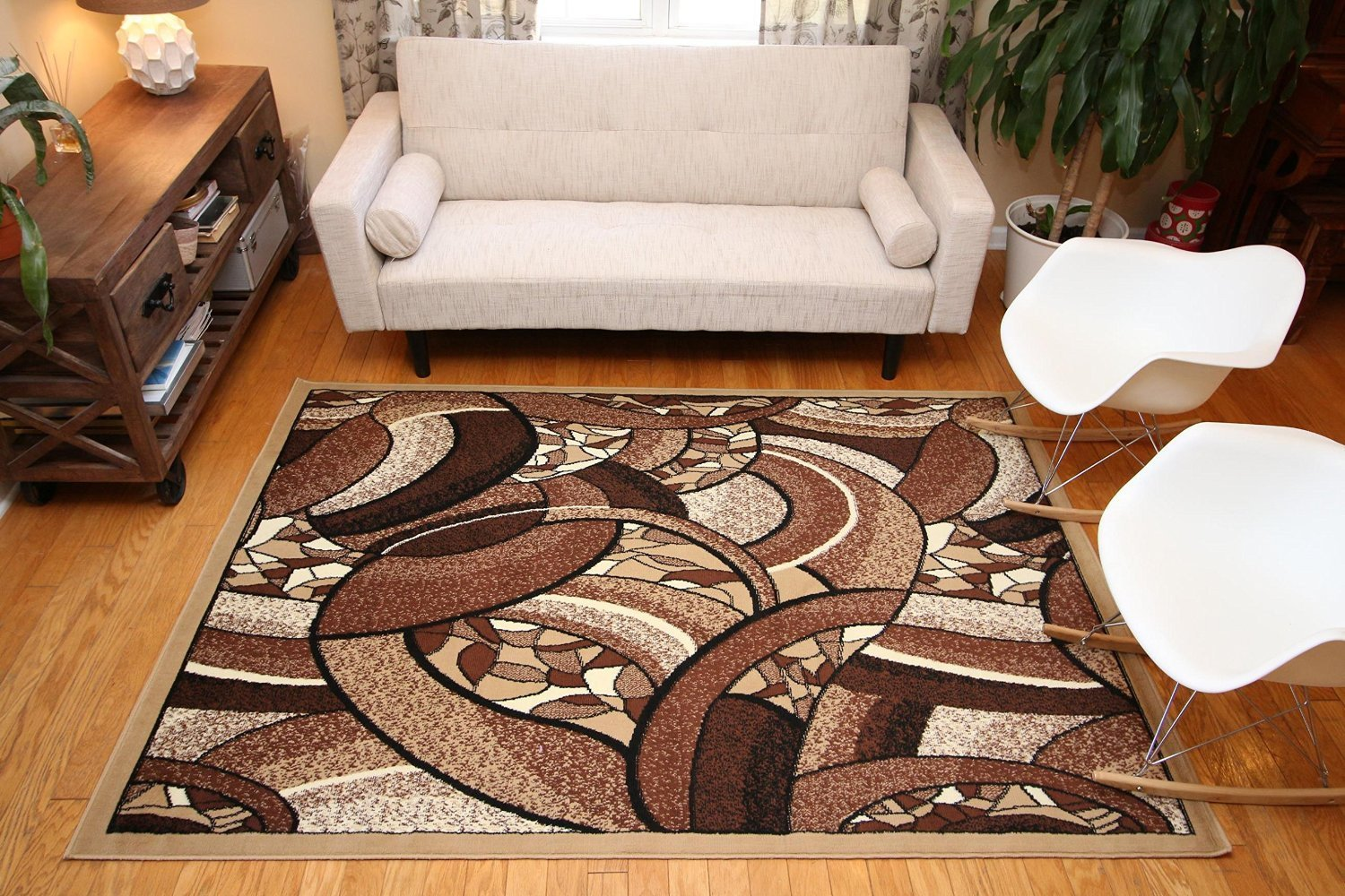 Generic beige contemporary rug under 100 area rugs for Cheap contemporary area rugs