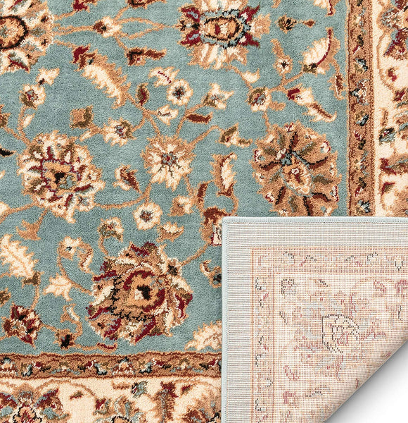 2951 Blue Persian Oriental Area Rugs