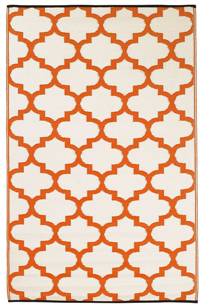 7113 Orange Indoor/Outdoor Rug