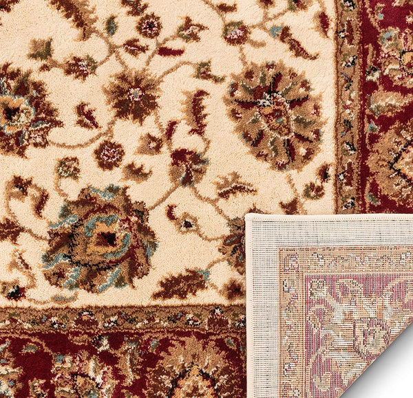 2951 Ivory Persian Oriental Area Rugs