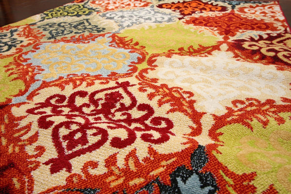 4053 Multi-Color - Bargain Area Rugs  - 5