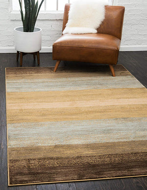 9922 Beige Modern Contemporary Area Rugs