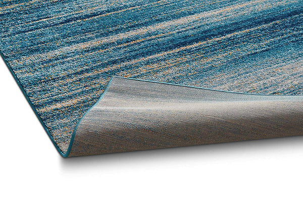 7056 Blue Ombre Contemporary Area Rugs